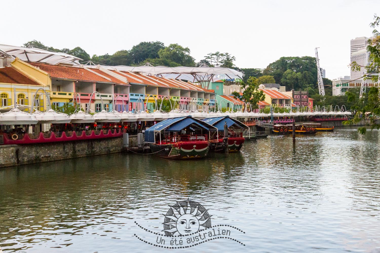 un été australien australie voyage singapour chinatown