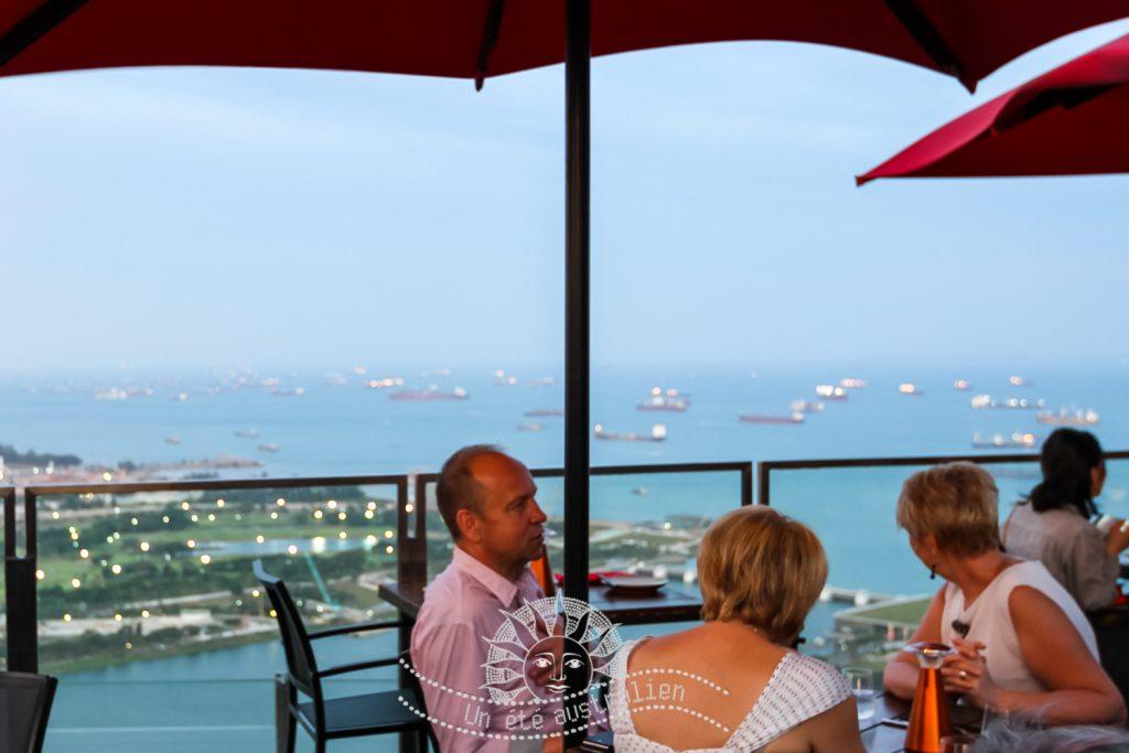 un été australien australie voyage singapour marina bay