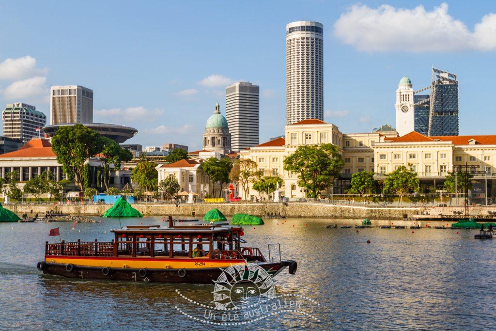 un été australien australie voyage singapour