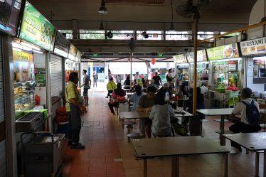 un été australien australie voyage singapour food court