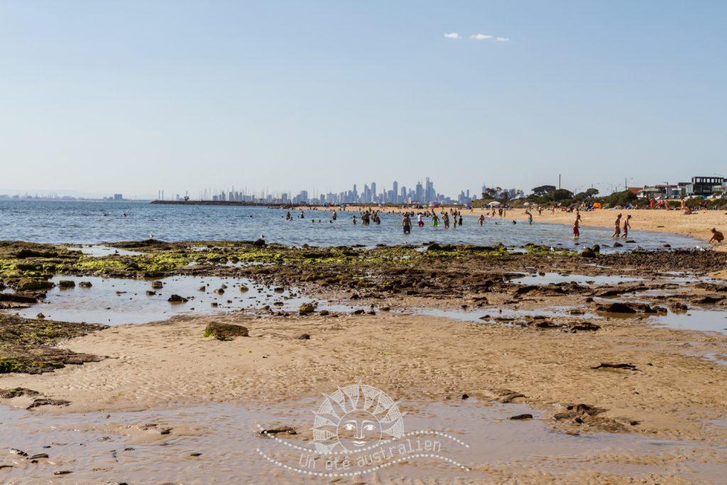 un été australien australie voyage melbourne victoria plage brighton