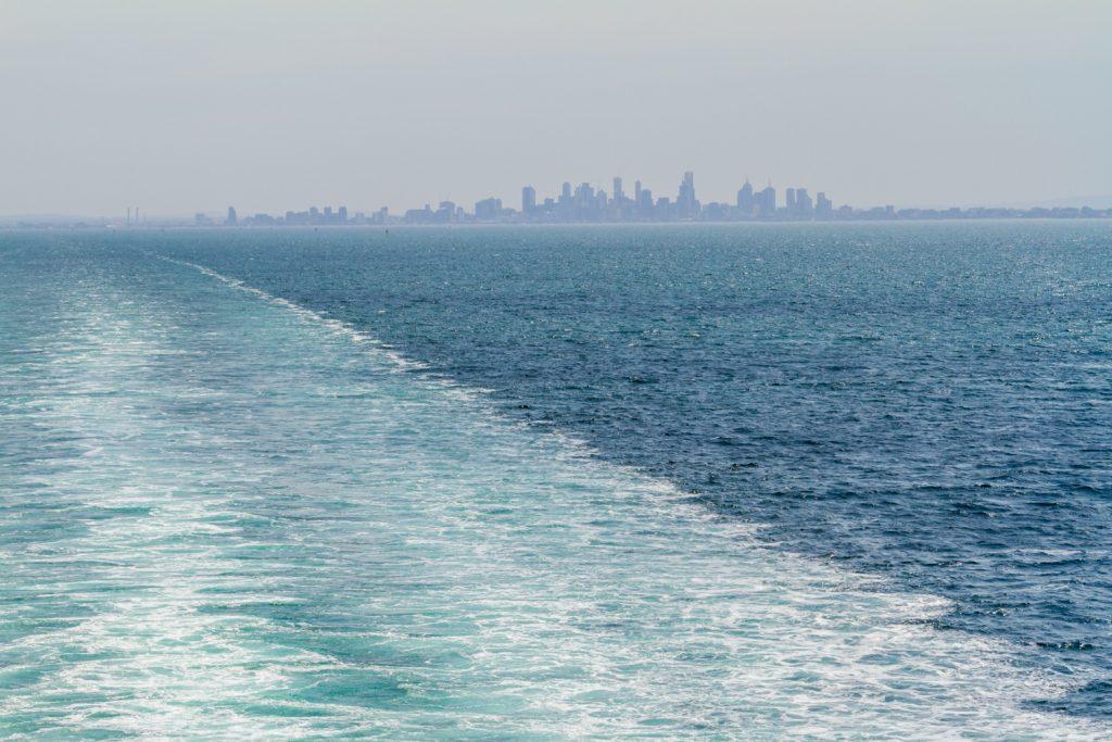 un été australien australie tasmanie spirit of tasmania mer melbourne
