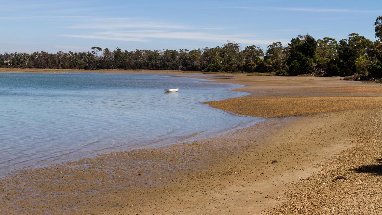 une ete australien tasmanie